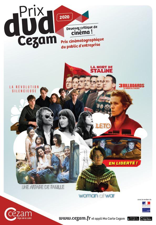 affiche prix dvd 2020
