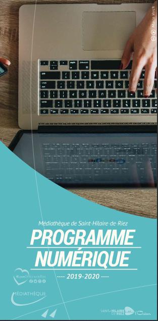 Visuel du programme numérique
