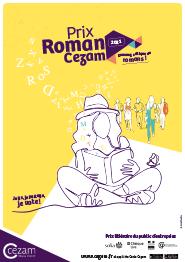 affiche prix roman
