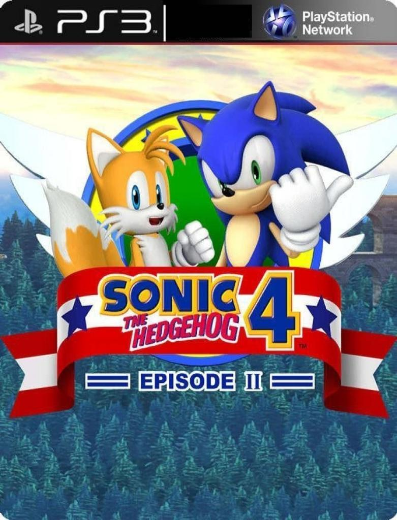 Sonic the Hedgehog 4. Episode 2