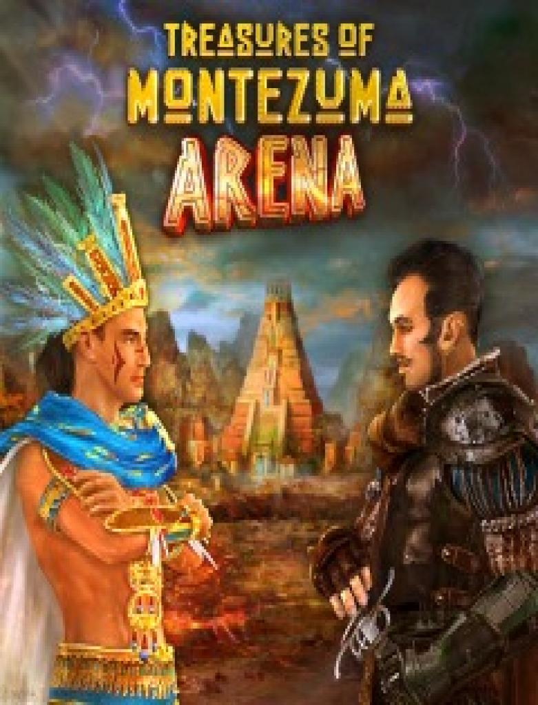 Treasures of Montezuma : Arena