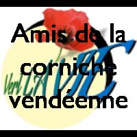 Logo Les Amis de la Corniche Vendéenne